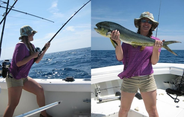 Ok so its not a sailboat but it was an awesome day offshore and a stellar birthday catch!