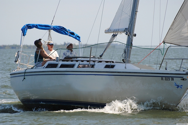 ...some other MYC Regatta - Defiantly a cruising class race there much more my speed :)